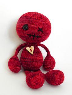 Voodoo you love me? by No Knit Sherlock! #Knit