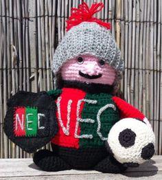 NEC mascotte