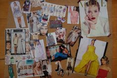 Inspiration Board #diy #fashion