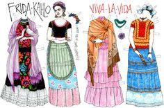 Una Frida para vestir, de Donald Hendricks