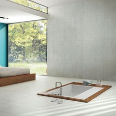 Cementi Light Grey Porcelain Tile