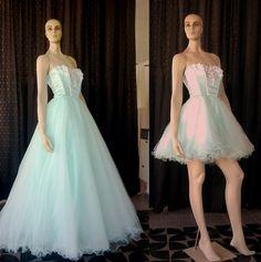 0a8b31cfd8 Encontrá Vestido 15 Anos Desmontable Largo A Vestido Corto - Vestidos en Mercado  Libre Argentina. Descubrí la mejor forma de comprar online.