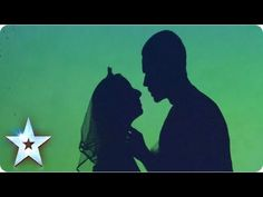 Attraction perform their stunning shadow act - Week 1 Auditions | Britain's Got Talent 2013