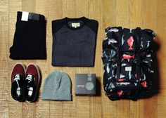 Urban Outfitters SS14 Outfit Grid