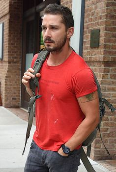 Shia LaBeouf is quickly becoming one of those celebs who I will watch just about every movie they are in because the ones they choose to be in are always interesting or good