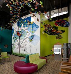 Pediatric Dental World   Office Furniture GRP