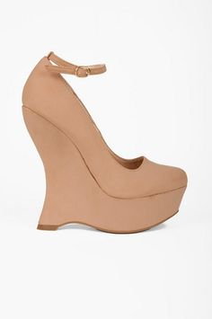 Whistler Wedge Shoe $60 at www.tobi.com