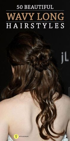 Here, we have compiled a list of top 50 hairstyles to flaunt beautiful long waves charmingly. These are sure to impress as well as inspire you ...