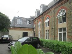 """The site of Wessex Sound Studios - The Clash recorded """"London Calling"""" here in August 1979. The Sex Pistols recorded """"Never Mind the Bollocks"""" here. Queen, The Rolling Stones, XTC and Genesis all recorded here, as well."""