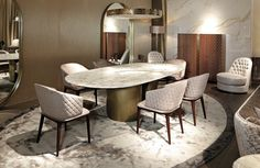 Italian & European fine furniture wholesalers based in Auckland, New Zealand. Call 377 1502 for an appointment. Fine Furniture, Dining Furniture, Dining Chairs, Dining Table, Luxury Dining Chair, Italian Furniture Brands, Side Chairs, Catalog, Interior