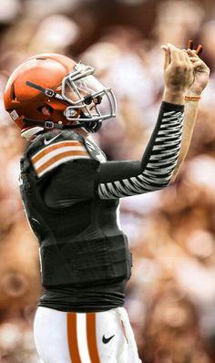 Johnny football... we'll see
