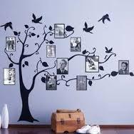 arvore genealogica pintada na parede - Pesquisa Google