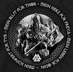 if Odin& sons rise, there will be no prisoners! - if Odin& sons rise, there will be no prisoners! if Odin& sons rise, there will be no pr - Norse Pagan, Norse Symbols, Norse Mythology, Viking Halloween Costume, Vikings Halloween, Viking Facts, Viking Character, Viking Quotes, Viking Logo