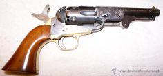 revolver colt sheriff cal 44 - Comprar Armas de Fuego de Avancarga y Complementos en todocoleccion - 39665464