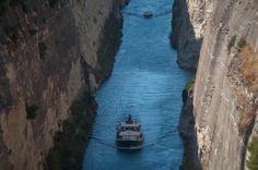 Corinto - Il Canale