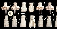 Fashion aprons