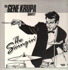 Home » Gene Krupa » Gene Krupa - Swingin With Krupa Vinyl Records ...