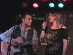 Maxime Mc Graw en duo avec Valerie Ferland