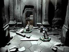 LOTR Scenery building: Hobbiton, Orthanc, etc.