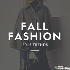 2015 Fall Fashion | Knoxville Moms Blog
