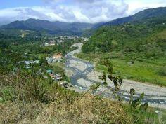 Caldera's  river  ,Boquete, Chiriqui ,Panama
