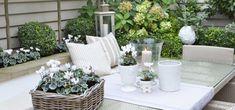White garden Claire Mee Fulham Garden Designer