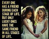 BFF♥ I have never had a best friend my whole life hahaha. That sounds depressing but some of my best friends came later in my life. My first friends have all grown into irresponsible teenagers but I am so lucky to have the best friends in the world now! Bff Quotes, Best Friend Quotes, Cute Quotes, Great Quotes, Quotes To Live By, Funny Quotes, Inspirational Quotes, Long Time Friends Quotes, Lifetime Friends Quotes