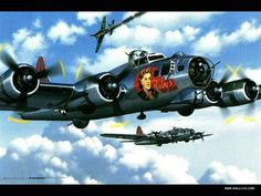 Aviation Art : Air Combat Paintings Collection (Vol.02) - Aviation Art : Air Combat Painting by Stan Stokes. 50