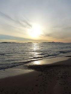 Hanko, Finland Archipelago, Finland, Sea, Celestial, Sunset, Outdoor, Heel, Outdoors, The Ocean