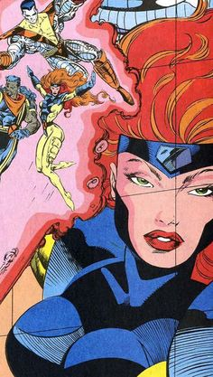 For all your X-men needs X-men comics- Where to start Jean Grey Phoenix, Dark Phoenix, Marvel Women, Marvel Girls, Comic Books Art, Comic Art, Nate Grey, Phoenix Images, Best Superhero