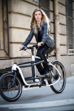 Messenger V2 / DOUZE cycles