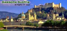#EuropeHolidayPackages  #AustriaTours Europe Group Tours offers Luxury Customized Budget Holiday Tour Packages for Austria 2015 from Delhi India at attractive lowest prices.
