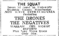 Who knew they sold tickets for the Squat?  Who knew you had to pay.. it was probably rubbish Signed Bored, Age 13