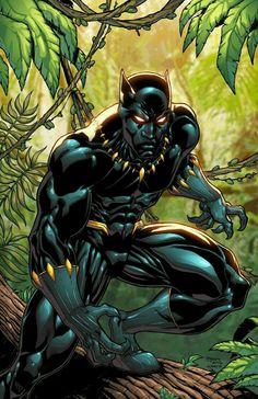 Black Panther by Kid-Destructo Black Panther Storm, Black Panther Art, Black Panther Marvel, Iron Maiden Album Covers, Iron Maiden Albums, Marvel Art, Marvel Heroes, Marvel Characters, Book Characters