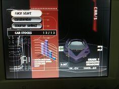 GRADE  ?  ASSOLUTO DRAGONE RAGE RACER ( JAPAN VERSION)