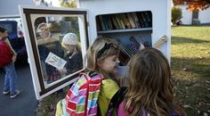 Newsela | A fun hunt: Looking for an interesting book in Little Free Libraries