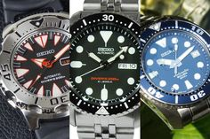 "Top 10 Affordable Watches That Get A Nod From Snobs - by David Bredan - see what made the list and why - on aBlogtoWatch.com ""You don't necessarily need to spend a lot of money on a timepiece that will earn you respect or even praise from a dedicated watch snob. While most 'lower-end' watches will not satisfy the particular attention to detail or value that serious enthusiasts are keen to notice, there are a number of superlative 'everyman' watches that will nevertheless garner a nod from…"
