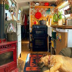 Van Living, Tiny House Living, Narrowboat Interiors, Van Conversion Interior, Narrow Boat, E Room, Bus House, Bus Life, Canal Boat