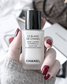 Black and white Chanel beauty haul (and beauty resolutions)