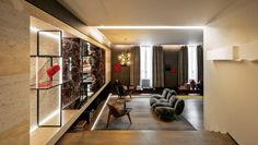 Fendi Private Suites | The Four Best New City Hotels for 2016 [SLIDESHOW]