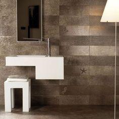 Bronze Porcelain Floor Tiles