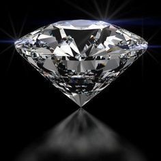 """""""A Diamond Is Is A Piece Of Charcoal….That Handled """"Stress"""" VERY Well""""!!"""