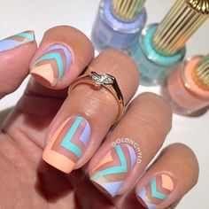 beautiful spring nail art ideas 2016