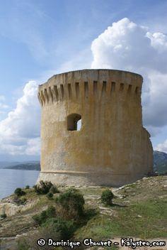 Tour de la Mortella - Désert des Agriates - Haute-Corse - Corse