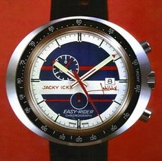 Also known as the Leonidas Easy Rider. One the coolest watches ever.