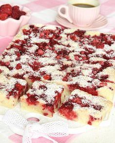 Cake Recipes, Dessert Recipes, Scandinavian Food, Just Bake, Sweets Cake, Mini Cheesecakes, No Bake Desserts, Afternoon Tea, Baked Goods