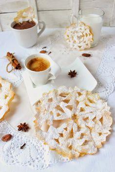 Angellove's Cooking: Снежинки от точени кори / Phyllo Dough Snowflakes