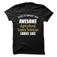 Awesome - Agricultural Science Technician Jobs - Look L - #awesome tee #hoodie and jeans. OBTAIN => https://www.sunfrog.com/Funny/Awesome--Agricultural-Science-Technician-Jobs--Look-Like--JD.html?68278
