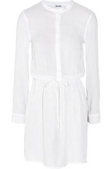 Splendid Voile mini dress | NET-A-PORTER