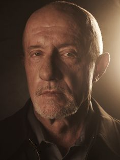Jonathan Banks as Breaking Bad's Mike Ehrmantraut. Is there anyone bad-assier?